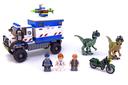 Raptor Rampage - LEGO set #75917-1