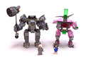D.Va & Reinhardt - LEGO set #75973-1