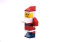 Santa Claus polybag - LEGO set #1555-1