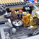 Millennium Falcon - UCS (2nd edition) - Preview 14