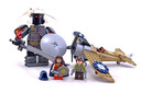 Wonder Woman Warrior Battle - LEGO set #76075-1