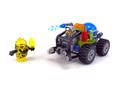 Fire Blaster - LEGO set #8188-1