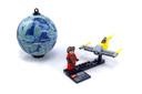 Naboo Starfighter & Naboo - LEGO set #9674-1
