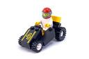 Track Blaster polybag - LEGO set #1563-1