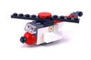 Rescue Chopper polybag - LEGO set #7609-1
