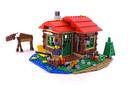 Lakeside Lodge - LEGO set #31048-1