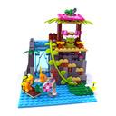 Jungle Falls Rescue - LEGO set #41033-1