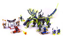 Attack of the Morro Dragon - LEGO set #70736-1