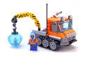 Arctic Ice Crawler - LEGO set #60033-1