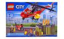 Fire Response Unit - LEGO set #60108-1 (NISB)