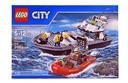 Police Patrol Boat - LEGO set #60129-1 (NISB)