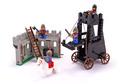 Siege Tower - LEGO set #6061-1