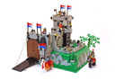 King's Mountain Fortress - LEGO set #6081-1