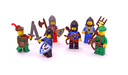 Castle Mini Figures - LEGO set #6103-1