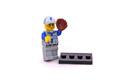 Baseball Fielder - LEGO set #71001-13