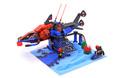 Shark's Crystal Cave - LEGO set #6190-1