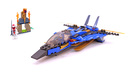 Jay's Storm Fighter - LEGO set #9442-1