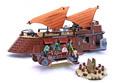 Jabba's Sail Barge - LEGO set #6210-1