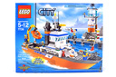 Coast Guard Patrol Boat & Tower - LEGO set #7739-1 (NISB)