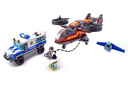 Sky Police Diamond Heist - LEGO set #60209-1