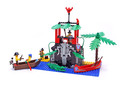Forbidden Cove - LEGO set #6264-1