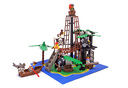 Forbidden Island - LEGO set #6270-1