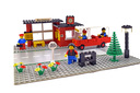 Bus Station - LEGO set #379-1