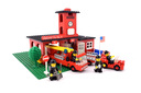 Engine Company No. 9 - LEGO set #590-1