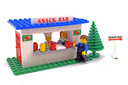 Snack Bar - LEGO set #675-1