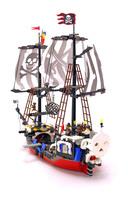 Red Beard Runner - LEGO set #6289-1