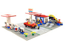 Gas Station - LEGO set #6375-2