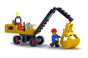 Pneumatic Crane - LEGO set #6678-1