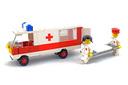 Ambulance - LEGO set #6680-1