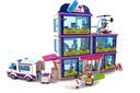 Heartlake Hospital - LEGO set #41318-1