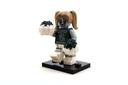 Zombie Cheerleader Series 14 - LEGO set #71010-8