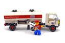 Exxon Fuel Tanker - LEGO set #6696-1