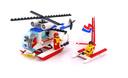Beach Rescue Chopper - LEGO set #6342-1