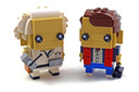 Marty McFly & Doc Brown - LEGO set #41611-1