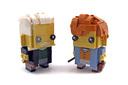 Newt Scamander & Gellert Grindelwald - LEGO set #41631-1