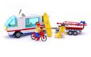 Surf N' Sail Camper - LEGO set #6351-1