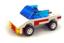 Open-Top Jeep - LEGO set #2880-1