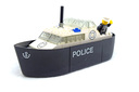 Police Boat - LEGO set #709-1