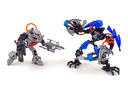 Dunkan Bulk and Vapour - LEGO set #7179-1