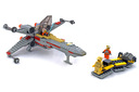 X-wing Fighter - LEGO set #7142-1