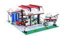 Gas N' Wash Express - LEGO set #6397-1
