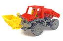 Power Truck - LEGO set #8848-1
