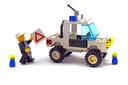 Police 4x4 - LEGO set #6533-1