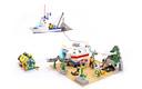 Deep Sea Refuge - LEGO set #6441-1