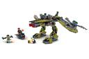 Hurricane Heist - LEGO set #70164-1