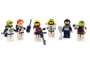 Minifigure Pack - LEGO set #6704-1